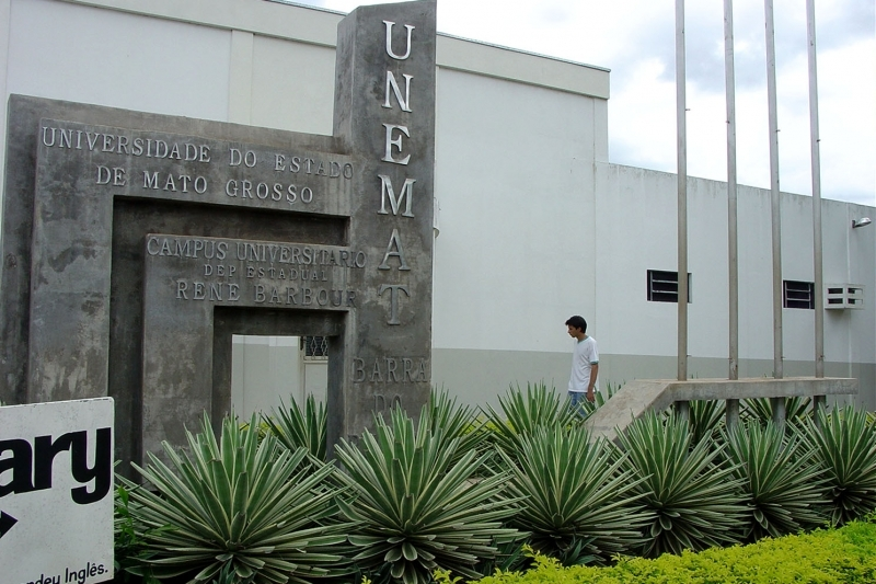 Campus da Unemat de Barra do Bugres