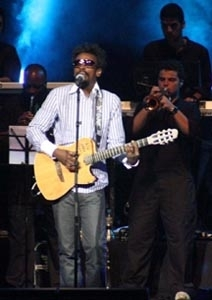 Cantor Seu Jorge integra elenco do filme