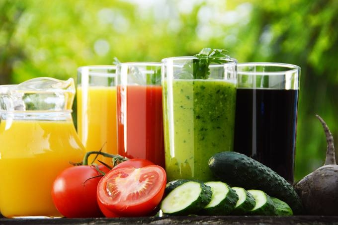Suco Detox (Istock/Getty Images)